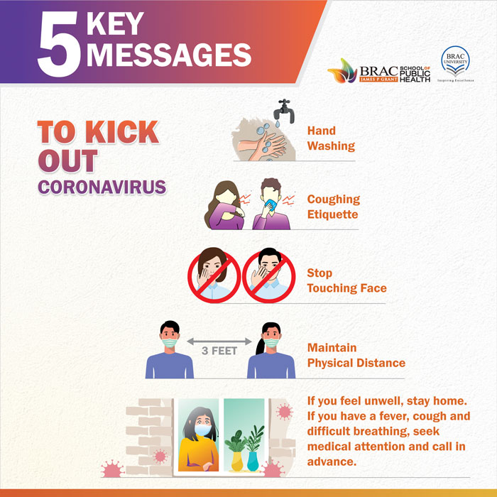 5 key messages image